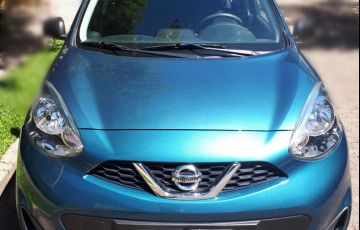 Nissan March 1.6 16V S (Flex) - Foto #4