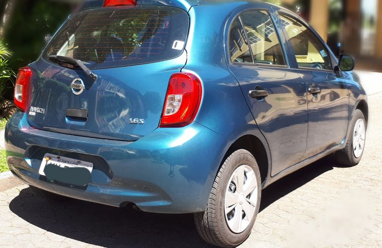 Nissan March 1.6 16V S (Flex) - Foto #5