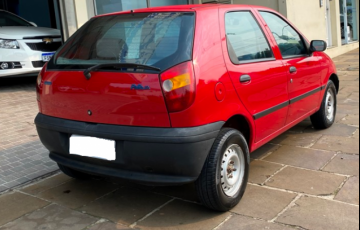 Fiat Palio EX 1.0 8V Fire 4p - Foto #4