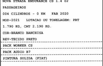 Fiat Strada 1.4 Fire Endurance Cs