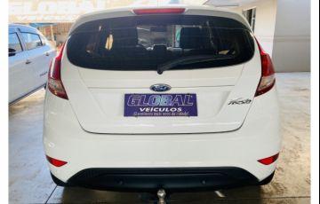 Ford New Fiesta SEL 1.6 16V - Foto #4