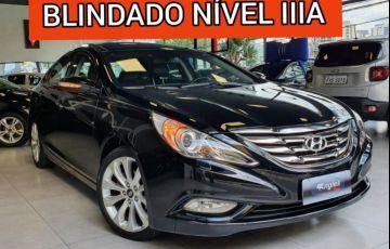 Hyundai Sonata 2.4 MPFi I4 16V 182cv