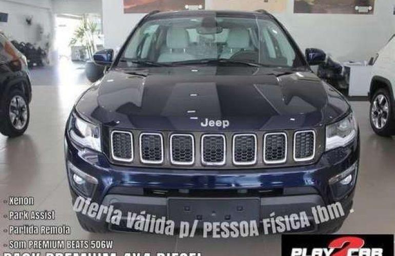 Jeep Compass 2.0 16V Longitude 4x4 - Foto #1