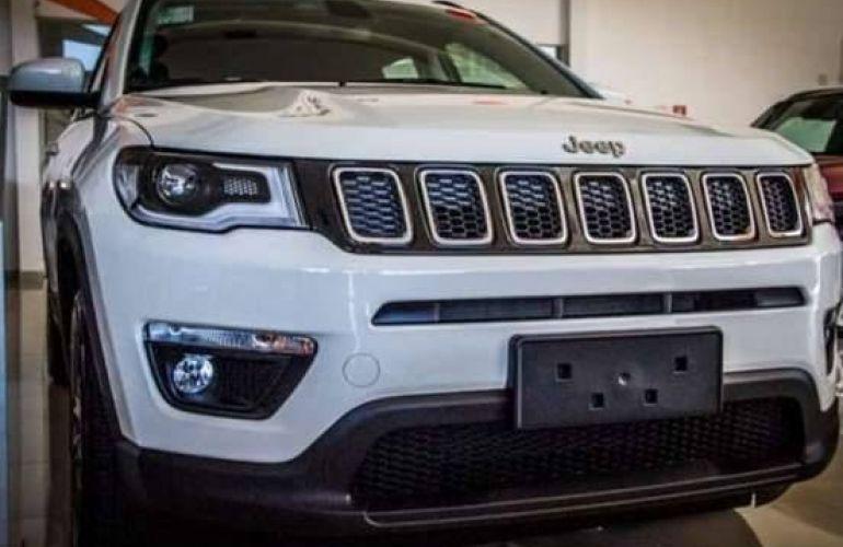 Jeep Compass 2.0 16V Sport 4x2 - Foto #2