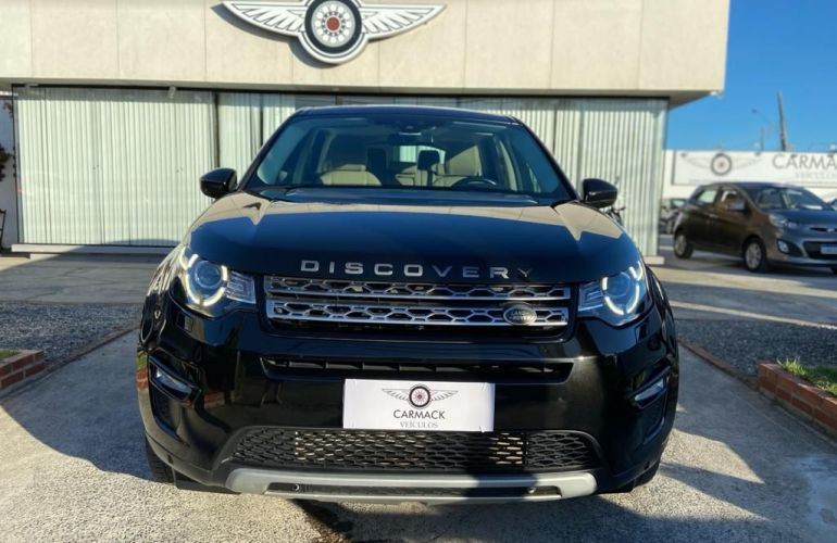 Land Rover Discovery Sport 2.2 16V Sd4 Turbo Hse - Foto #2