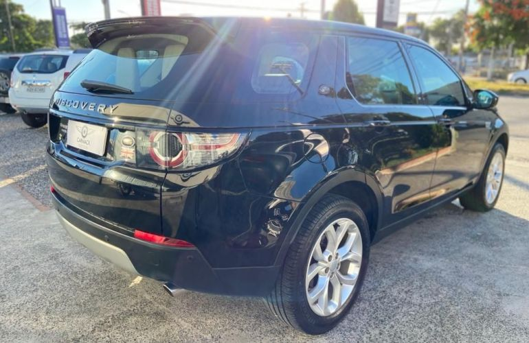 Land Rover Discovery Sport 2.2 16V Sd4 Turbo Hse - Foto #6