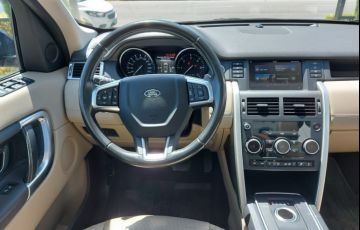 Land Rover Discovery Sport 2.2 16V Sd4 Turbo Hse - Foto #7
