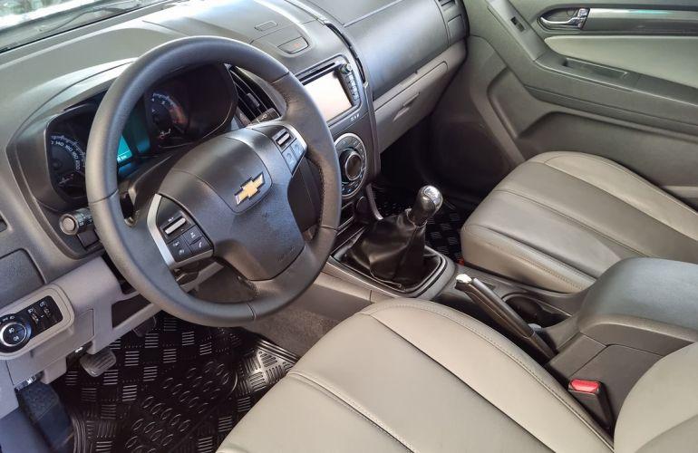 Chevrolet S10 2.4 LTZ 4x2 CD 8v - Foto #6