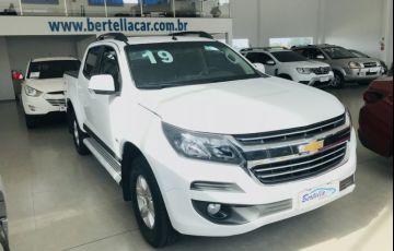 Chevrolet S10 2.5 ECOTEC SIDI LT 4WD (Cabine Dupla) (Aut)