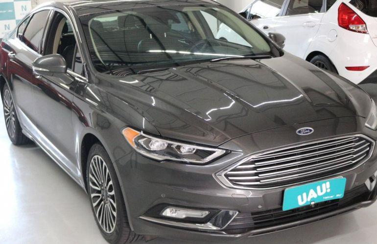 Ford Fusion Titanium AWD 2.0 16V - Foto #3