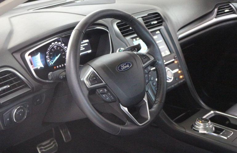 Ford Fusion Titanium AWD 2.0 16V - Foto #7