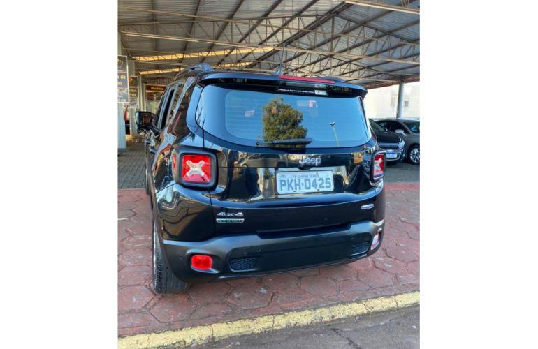Jeep Renegade 2.0 TDI Longitude 4WD (Aut) - Foto #10