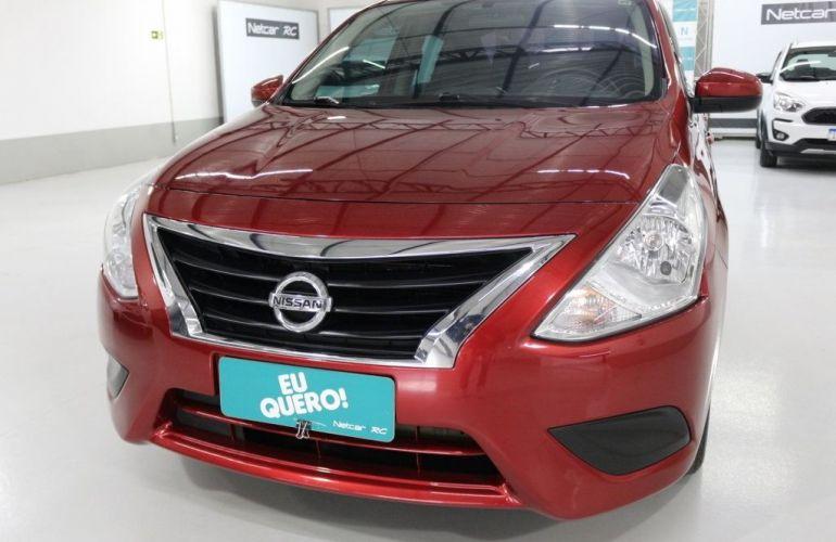 Nissan Versa SV 1.6 16V Flex - Foto #1