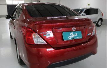 Nissan Versa SV 1.6 16V Flex - Foto #4