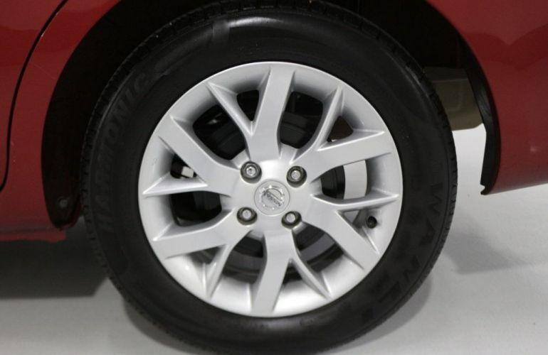 Nissan Versa SV 1.6 16V Flex - Foto #9
