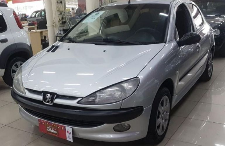 Peugeot 206 Selection 1.0 16V - Foto #3