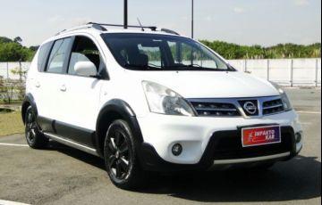 Nissan Livina 1.8 SL X-gear 16v