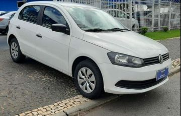 Volkswagen Gol 1.0 12v MPi Total Trendline