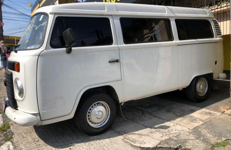Volkswagen Kombi 1.4 Mi Std 8v - Foto #3