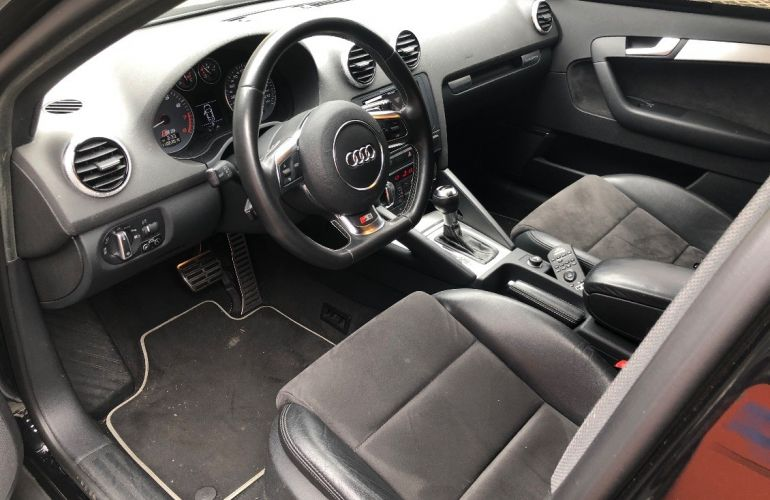 Audi S3 2.0 Tfsi Sportback Quattro - Foto #8