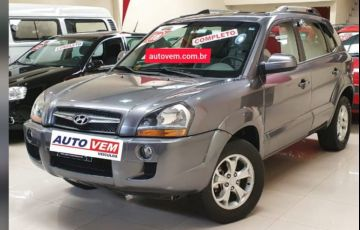 Hyundai Tucson 2.0 MPFi GLS Base 16V 143cv 2wd - Foto #1