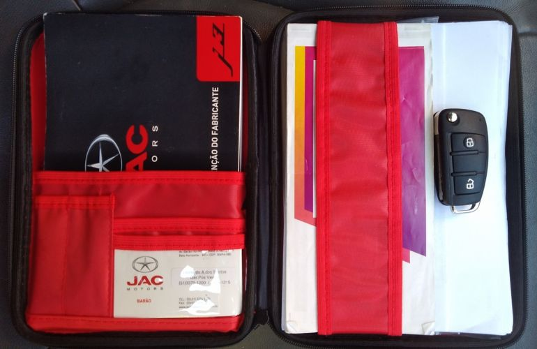JAC J3 1.4 16V VVT Play - Foto #8