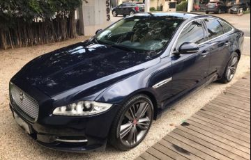 Jaguar Xj 5.0 Supersport V8 32v 510cv Supercharged - Foto #3