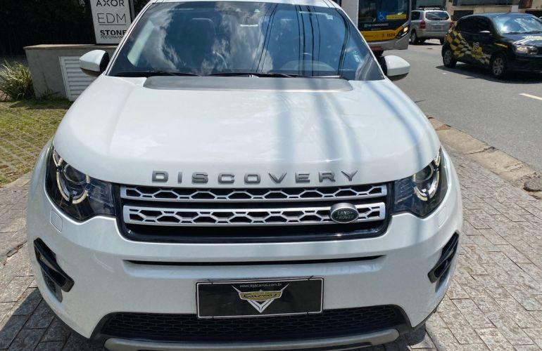 Land Rover Discovery Sport 2.0 16V Si4 Turbo Hse 7 Lugares - Foto #1