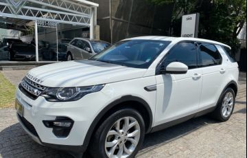Land Rover Discovery Sport 2.0 16V Si4 Turbo Hse 7 Lugares - Foto #2
