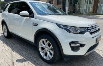 Land Rover Discovery Sport 2.0 16V Si4 Turbo Hse 7 Lugares - Foto #3