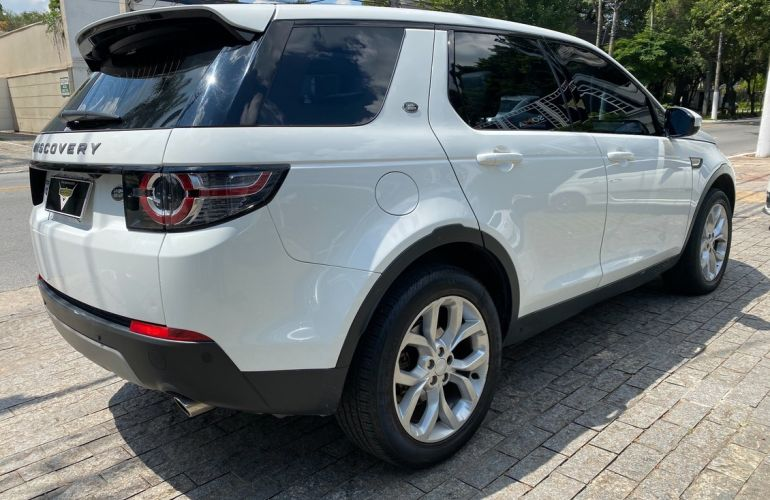 Land Rover Discovery Sport 2.0 16V Si4 Turbo Hse 7 Lugares - Foto #5
