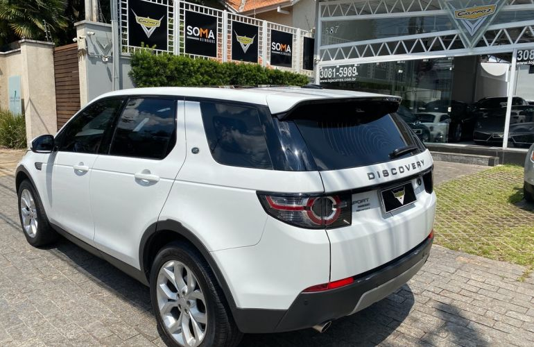 Land Rover Discovery Sport 2.0 16V Si4 Turbo Hse 7 Lugares - Foto #6