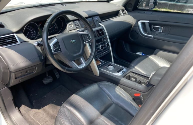 Land Rover Discovery Sport 2.0 16V Si4 Turbo Hse 7 Lugares - Foto #7