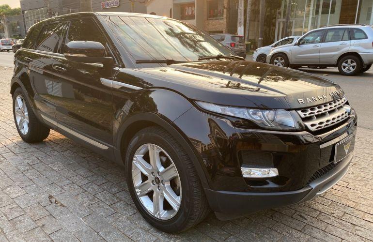 Land Rover Range Rover Evoque 2.0 Prestige 4WD 16v - Foto #4