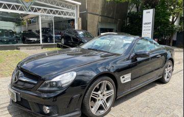 Mercedes-Benz Sl 63 Amg 6.2 Roadster V8 - Foto #3