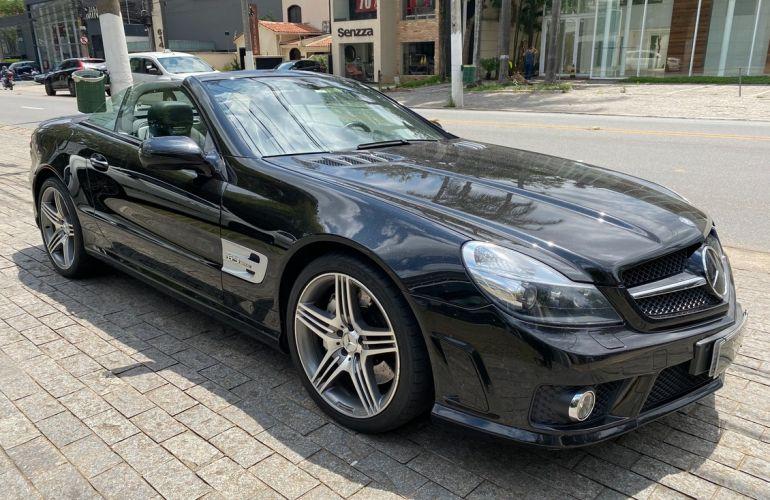 Mercedes-Benz Sl 63 Amg 6.2 Roadster V8 - Foto #4