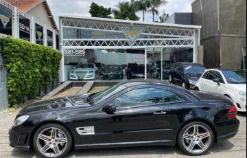 Mercedes-Benz Sl 63 Amg 6.2 Roadster V8 - Foto #8