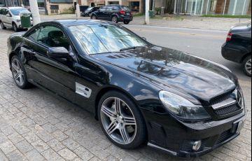 Mercedes-Benz Sl 63 Amg 6.2 Roadster V8 - Foto #10