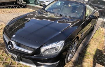 Mercedes-Benz Sl 63 Amg 5.5 Roadster V8 Bi-turbo - Foto #5