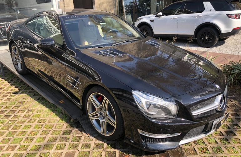 Mercedes-Benz Sl 63 Amg 5.5 Roadster V8 Bi-turbo - Foto #6