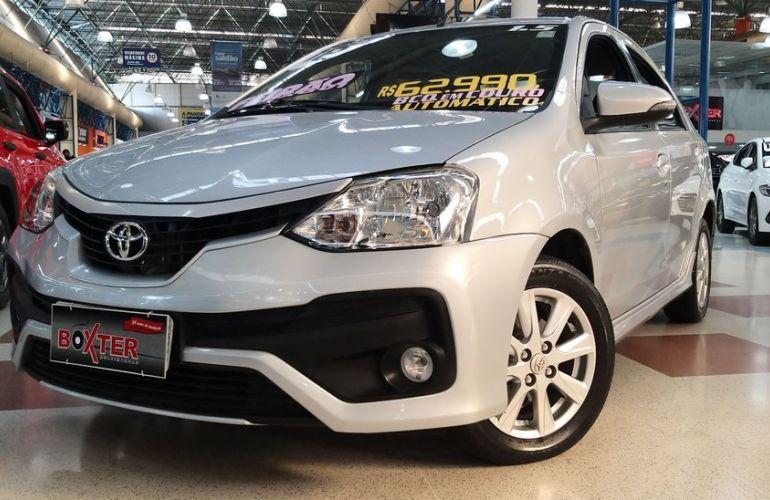 Toyota Etios 1.5 Xls Sedan 16v - Foto #1