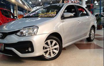 Toyota Etios 1.5 Xls Sedan 16v - Foto #8