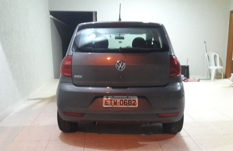 Volkswagen Fox 1.0 VHT (Flex) 4p - Foto #3