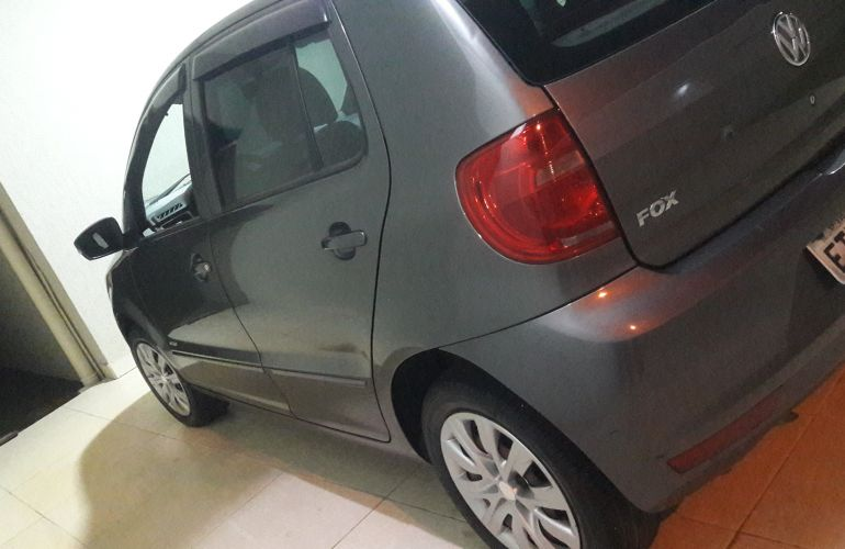 Volkswagen Fox 1.0 VHT (Flex) 4p - Foto #4