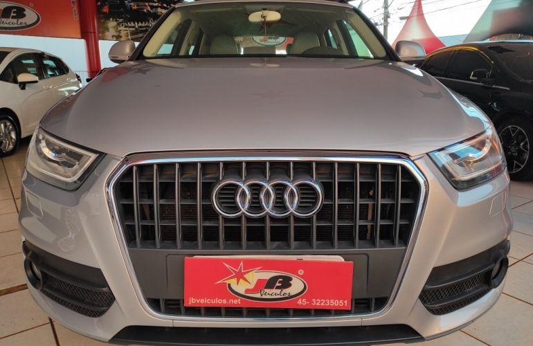 Audi Q3 2.0 TFSI Attraction S Tronic Quattro - Foto #1