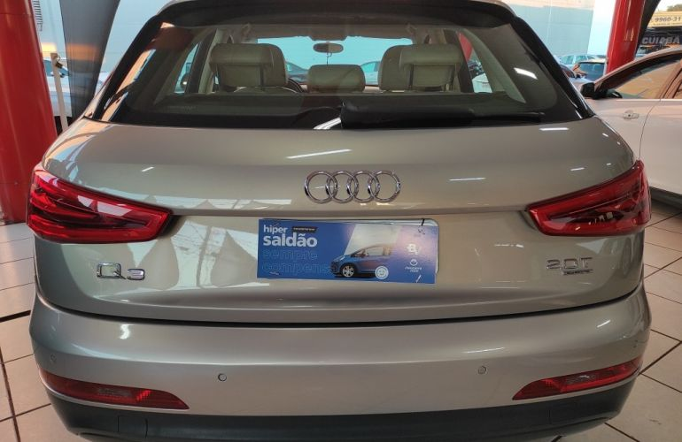 Audi Q3 2.0 TFSI Attraction S Tronic Quattro - Foto #10