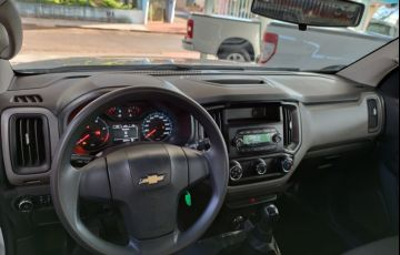 Chevrolet S10 2.8 LS 4x4 CS 16V Turbo - Foto #9