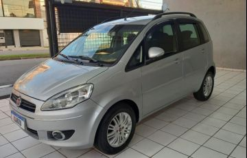 Fiat Idea 1.4 MPi Attractive 8v