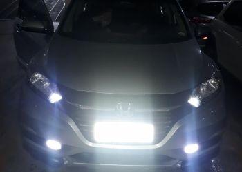 Honda HR-V EXL CVT 1.8 I-VTEC FlexOne - Foto #3