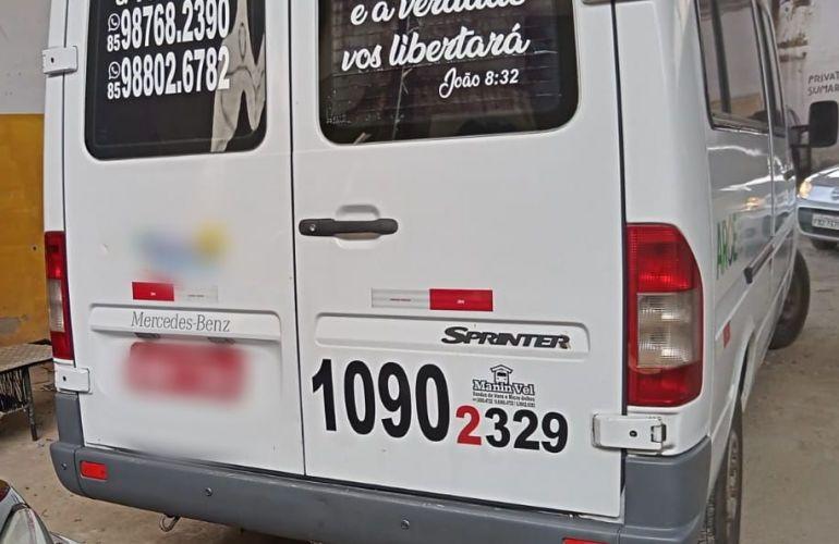 Mercedes-Benz Sprinter 313 CDI 2.2 Van (16 lug.) - Foto #4